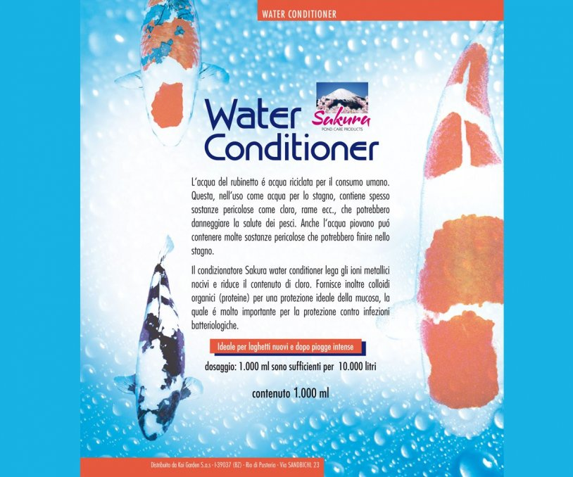 Sakura Water Conditioner 1000 ml